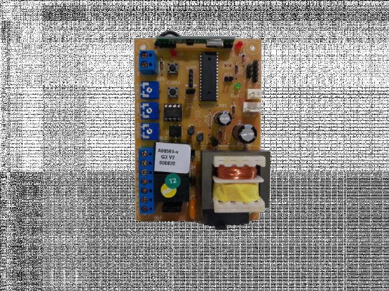 3-channel E5 110VAC and 220VAC board